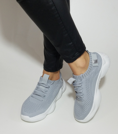 Incaltaminte Cameli Grey - Pantofi Sport3