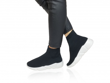 Incaltaminte Adina Black - Pantofi Sport1