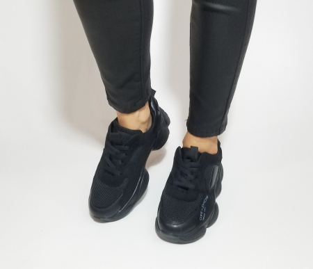Incaltaminte Kalipso Black - Pantofi Sport3