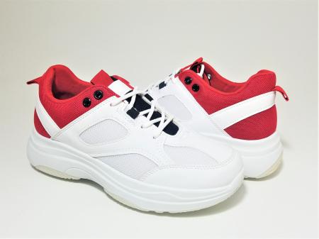 Incaltaminte Kate Red - Pantofi Sport1
