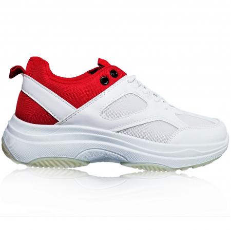 Incaltaminte Kate Red - Pantofi Sport0