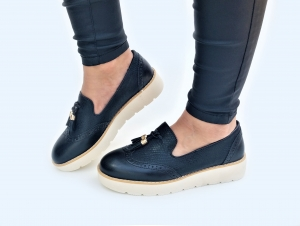 Incaltaminte Fallon Black - Pantofi [2]