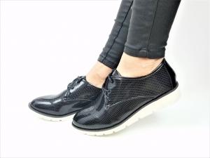 Incaltaminte Black Shine - Pantofi1