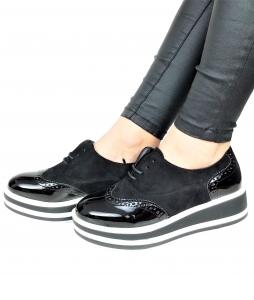 Incaltaminte Oxford Fashion - Pantofi0