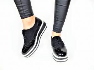 Incaltaminte Oxford Fashion - Pantofi1