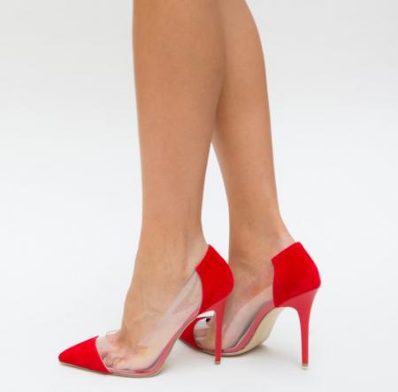 Incaltaminte Clona Red - Pantofi [2]