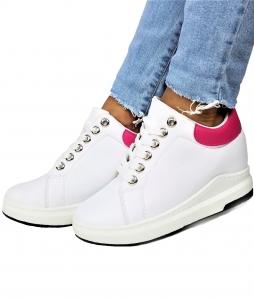 Incaltaminte Rosa - Pantofi Sport0