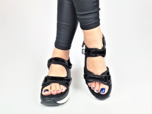 Incaltaminte Shift Black  - Sandale [3]
