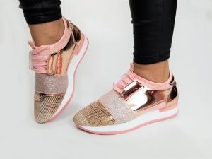 Incaltaminte Gold Jewel - Pantofi Sport1