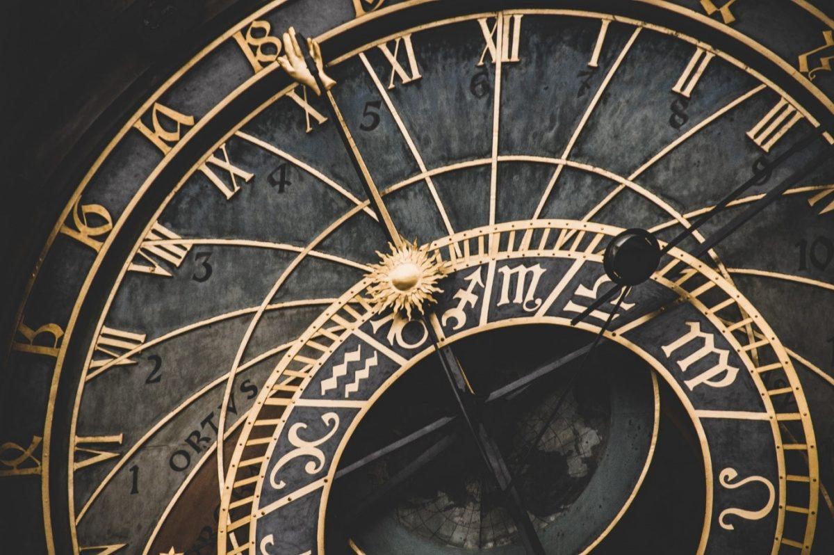 Scurt istoric al masurarii timpului
