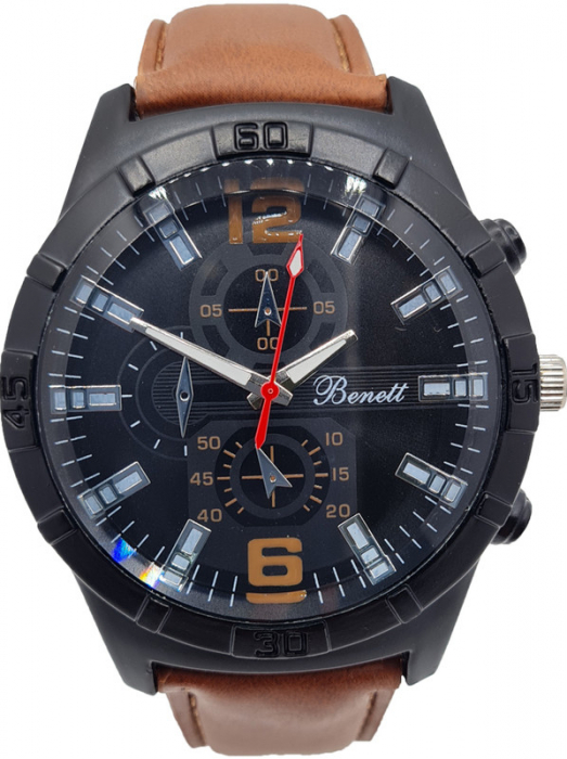 Ceas barbatesc Benett Casual B002 [0]