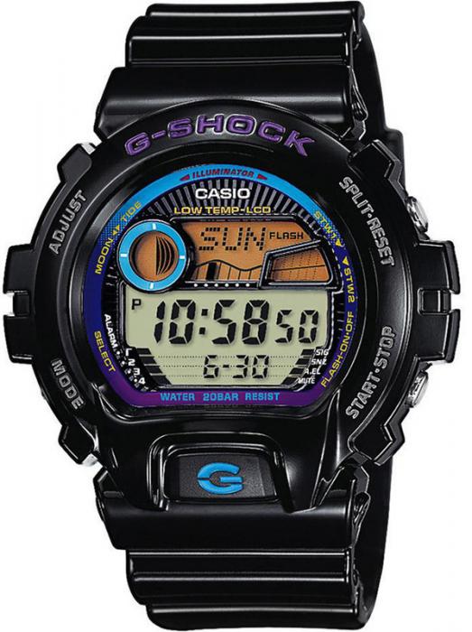 Ceas barbatesc Casio G-SHOCK GLX-6900-1DR [0]