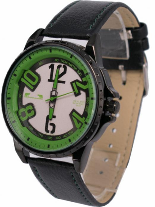 Ceas Barbatesc Matteo Ferari Black/Green Casual III [1]