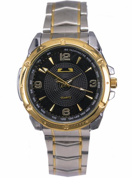 Ceas Barbatesc Matteo Ferari Gold&Silver/Black Elegant VI [0]