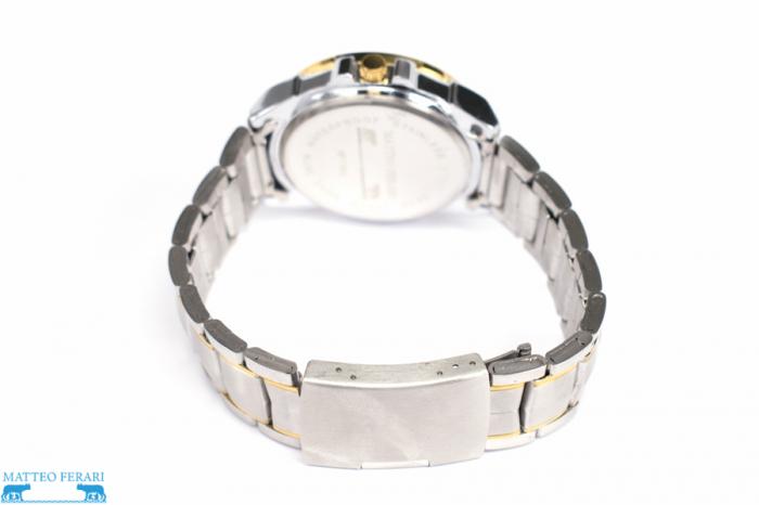 Ceas Barbatesc Matteo Ferari Gold&Silver/Black Elegant VI [2]