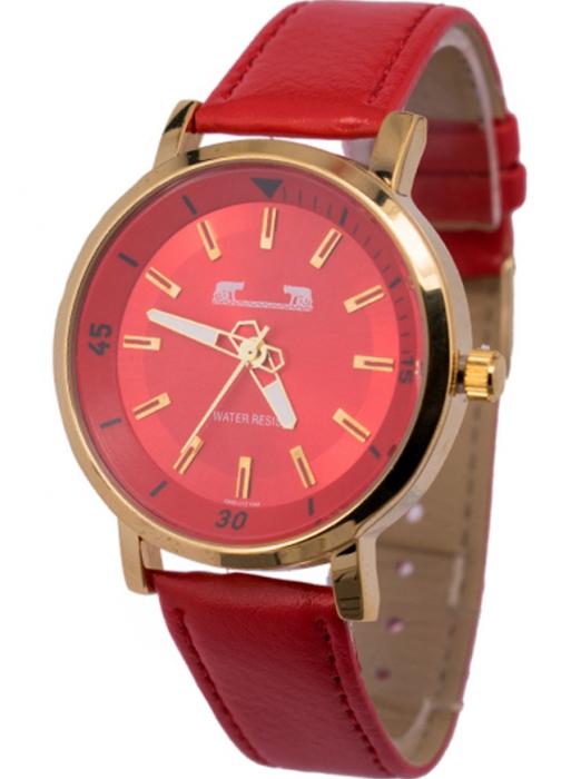 Ceas Barbatesc Matteo Ferari Red/Gold Casual II [1]