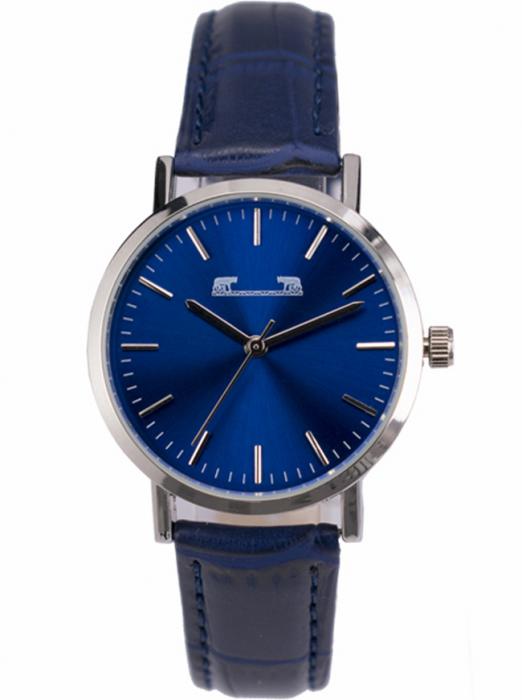 Ceas Dama Matteo Ferari Blue Clasic XVI [0]