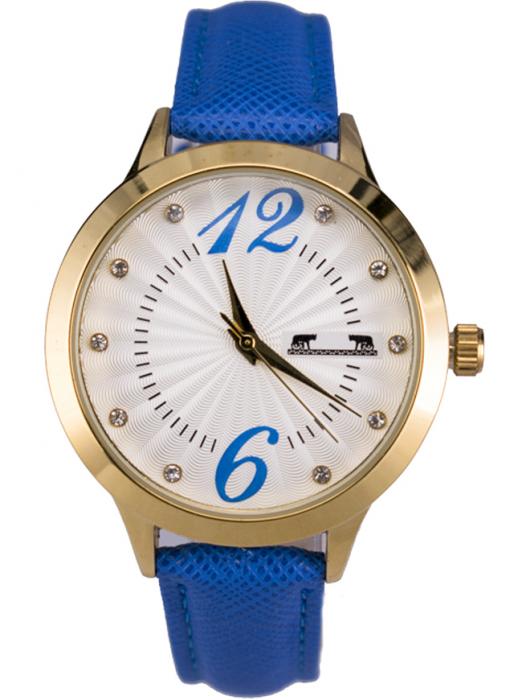 Ceas Dama Matteo Ferari Blue/Gold Casual XV [0]