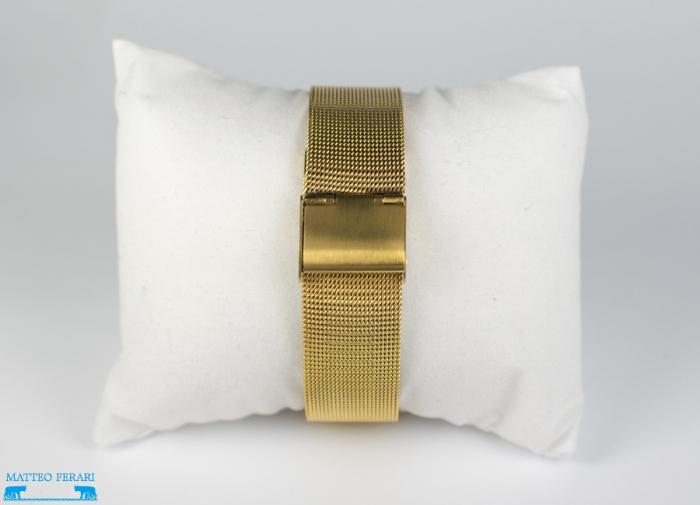 Ceas Dama Matteo Ferari Gold/Blue Casual V [3]