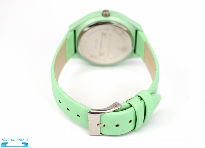Ceas Dama Matteo Ferari Green  Casual XVI [1]