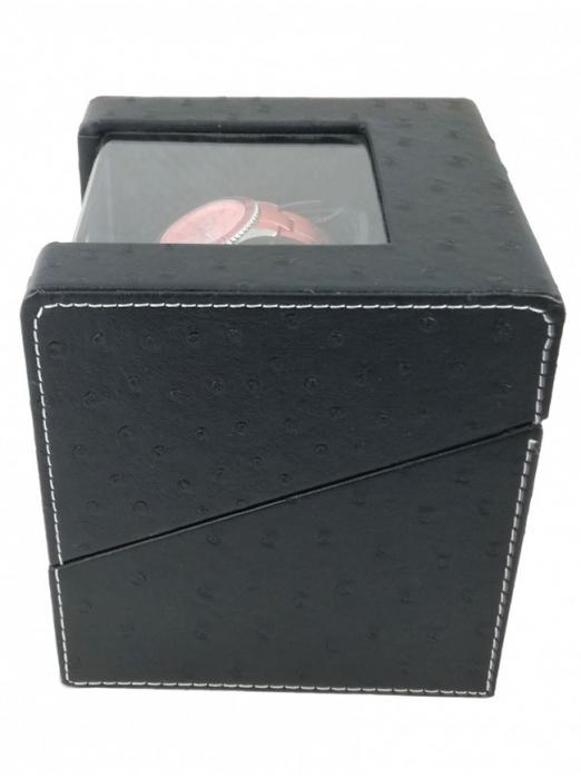Watch Winder Dispozitiv incarcare ceasuri automatice 1 + 0 spatii WW10BBCFF [2]