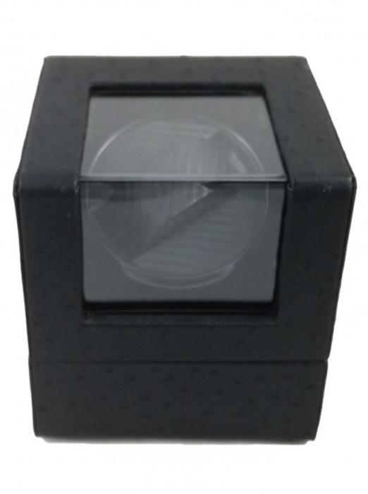 Watch Winder Dispozitiv incarcare ceasuri automatice 1 + 0 spatii WW10BBCFF [4]