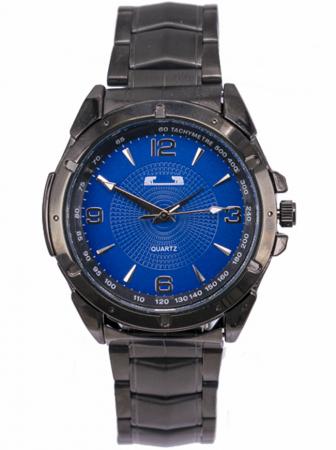 Ceas Barbatesc Matteo Ferari Black/Blue Elegant VI [0]