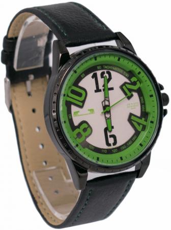 Ceas Barbatesc Matteo Ferari Black/Green Casual III [2]