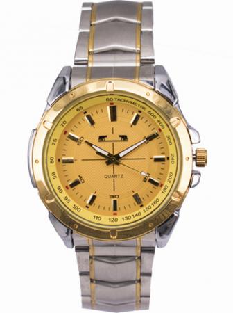 Ceas Barbatesc Matteo Ferari Gold&Silver/Gold Elegant V [0]