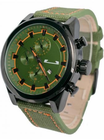 Ceas Barbatesc Matteo Ferari Green Clasic XII [1]
