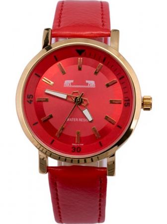 Ceas Barbatesc Matteo Ferari Red/Gold Casual II [0]