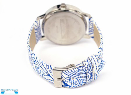 Ceas Dama Matteo Ferari Blue Casual XII [2]