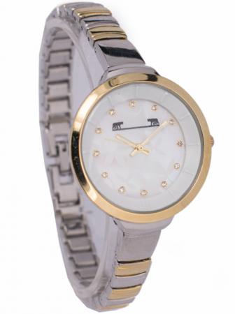 Ceas Dama Matteo Ferari Gold&Silver/White Elegant XI [2]