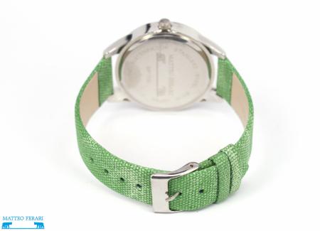 Ceas Dama Matteo Ferari Green Casual VIII [2]