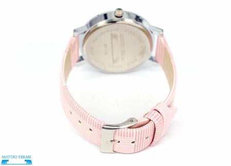 Ceas Dama Matteo Ferari Pink Casual XIV [2]