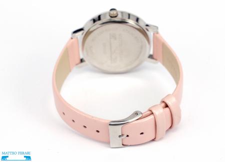 Ceas Dama Matteo Ferari Pink Casual XIX [2]