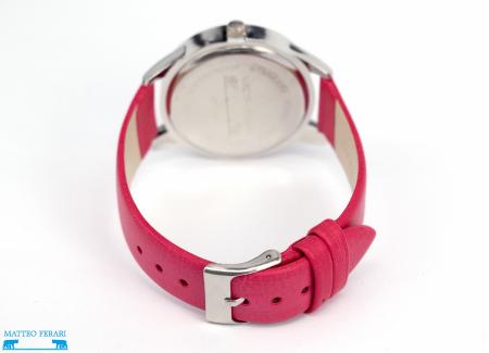 Ceas Dama Matteo Ferari Pink Casual XVIII [2]