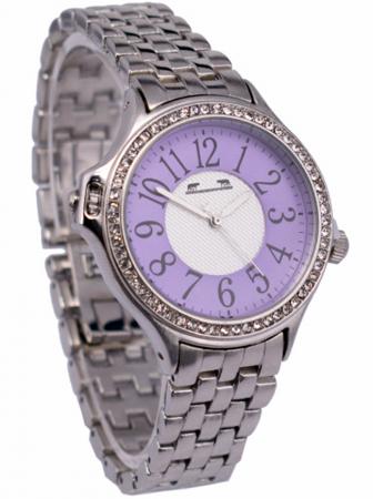 Ceas Dama Matteo Ferari Silver/Purple Clasic XI [1]