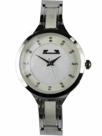 Ceas Dama Matteo Ferari Silver&White Elegant XVI [0]