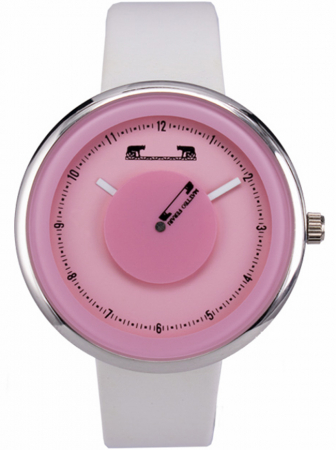 Ceas Dama Matteo Ferari White/Pink Casual XI [0]