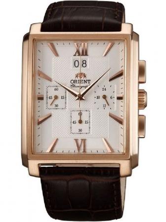 Ceas Orient FTVAA001W0 Elegant Barbatesc [0]