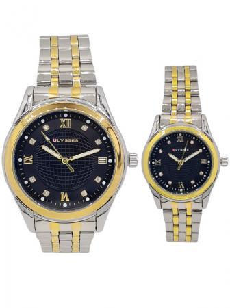 Set ceas dama si barbat Ulysses Premium UBD005050 [9]