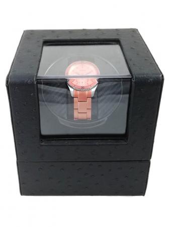 Watch Winder Dispozitiv incarcare ceasuri automatice 1 + 0 spatii WW10BBCFF [5]