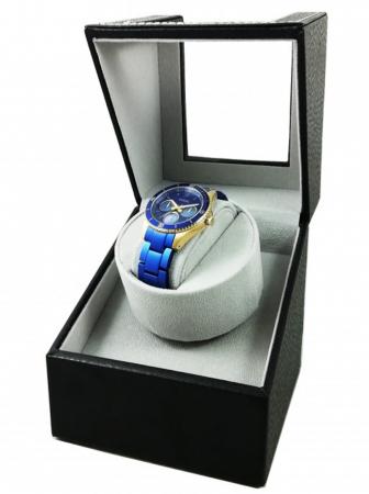 Watch Winder Dispozitiv incarcare ceasuri automatice 1 + 0 spatii WW10BGFF [0]