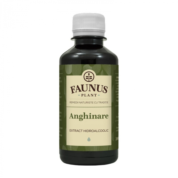 Tinctura Anghinare 200ml 0