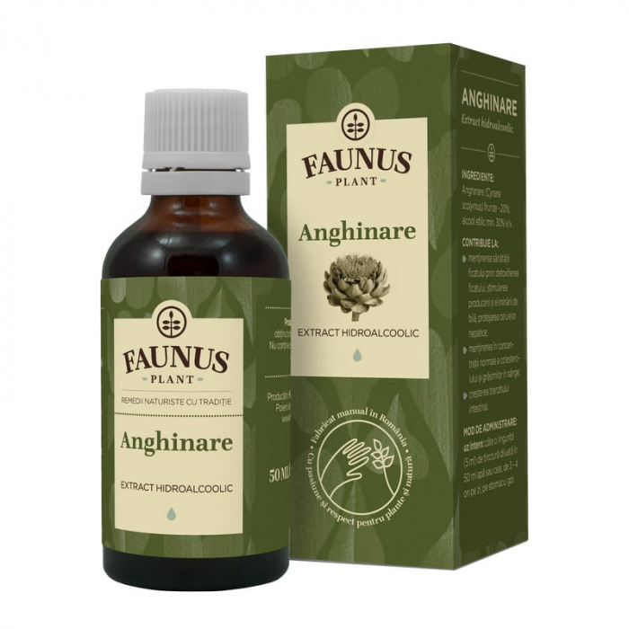 Tinctura Anghinare 50ml 0