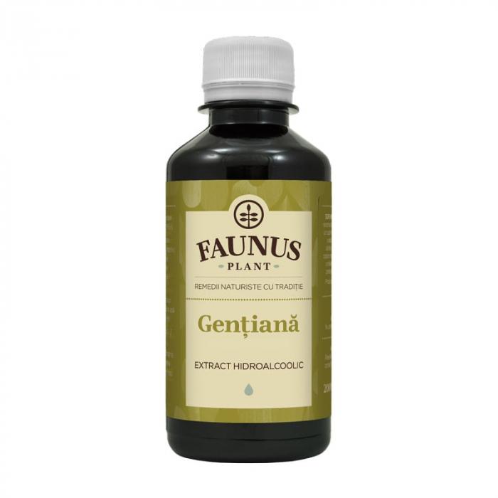 Tinctura Gentiana 200ml 0