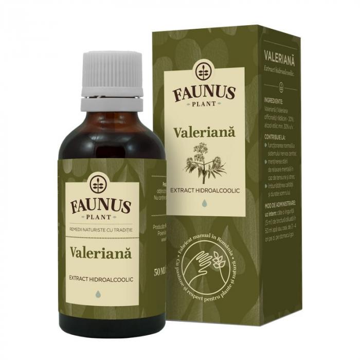 Tinctura Valeriana 50ml 0
