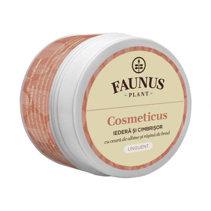 Unguent Cosmeticus (Iedera si Cimbrisor) 50ml 0