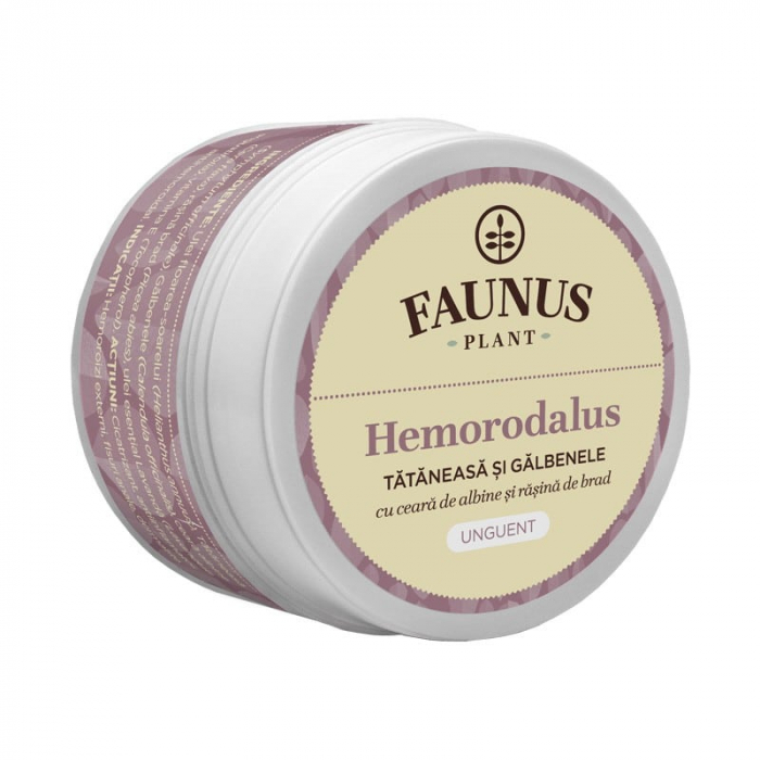 Unguent Hemorodalus (Tataneasa si Galbenele) 50ml 0